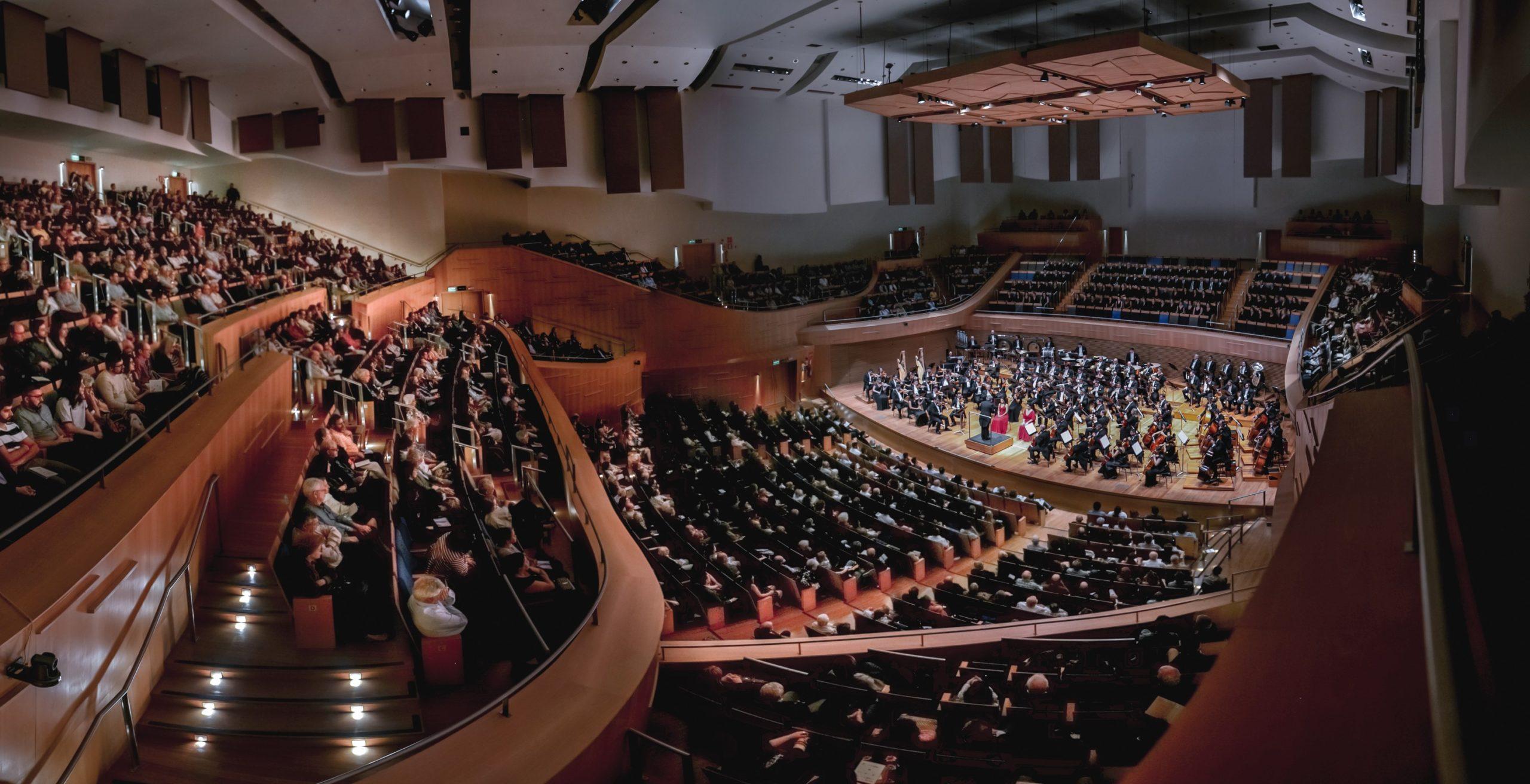 Sala Minas Gerais (Minas Gerais Hall) Interior