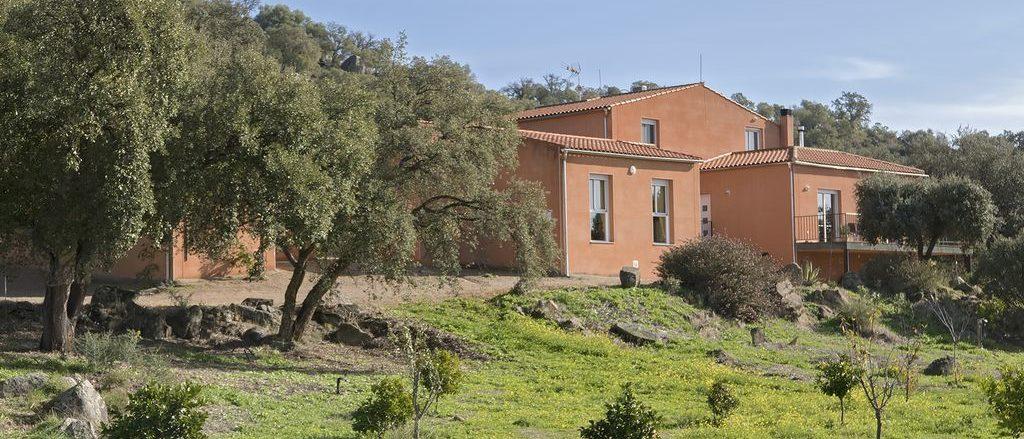 Generic Spanish Country Home