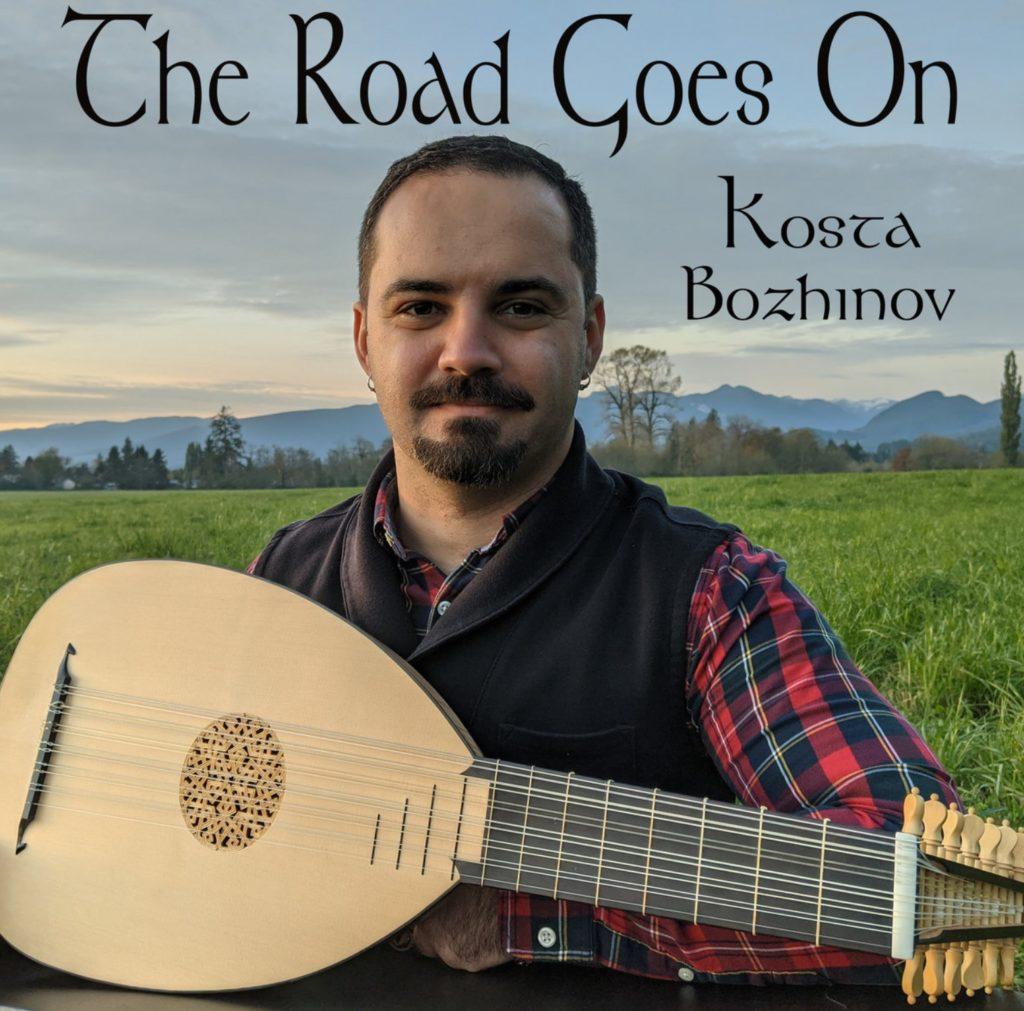 Album Cover of Kosta Bozhinov - The Road Goes On