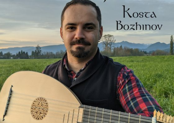 Album Cover of Kosta Bozhinov - The Road Goes On