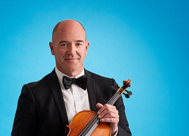 Daniel Scholz With Viola