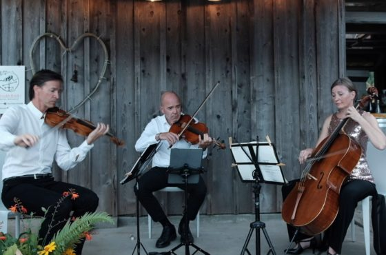 Goldberg Variations Video Poster - Kai Glutsteen, Dan Scholz, Beth Root Sandvoss